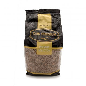 Front Picture for Zain product Brown Lentils