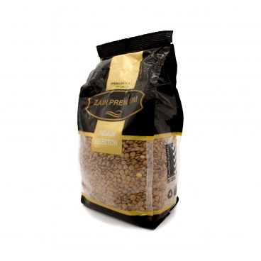 Angle Zain product pic of green Lentils